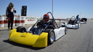 Formula Pacific Willow Springs Raceway