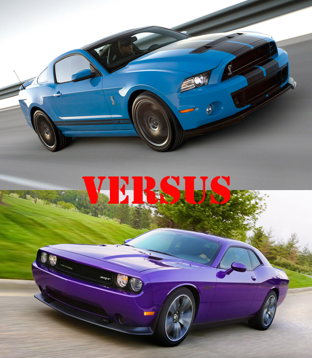 Muscle Car Madness Round 3