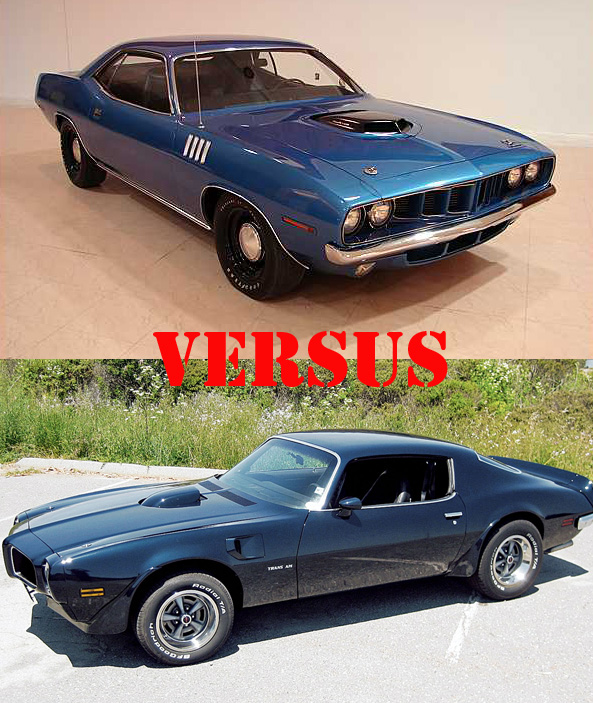 Muscle Car Madness Round 5 Cars 2