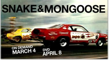 Snake & Mongoose Race Home on DVD and Digital Download