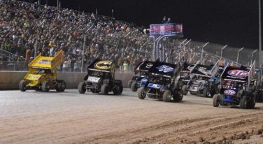 Wild Weekend Announced for Knoxville Raceway
