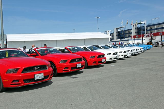 The Mustang Club of France