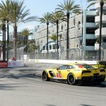 The C7 Corvette Racing Program Scores Historic First Win at Long Beach