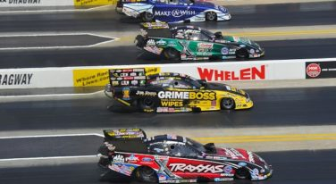 Nothing Could Be Finer Than The 4-Wide Nationals in Carolina