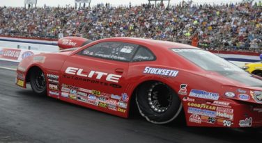 Ender-Stevens, Hight and Brown Roar in 2014 NHRA Houston O'Reilly Auto Parts Spring Nationals