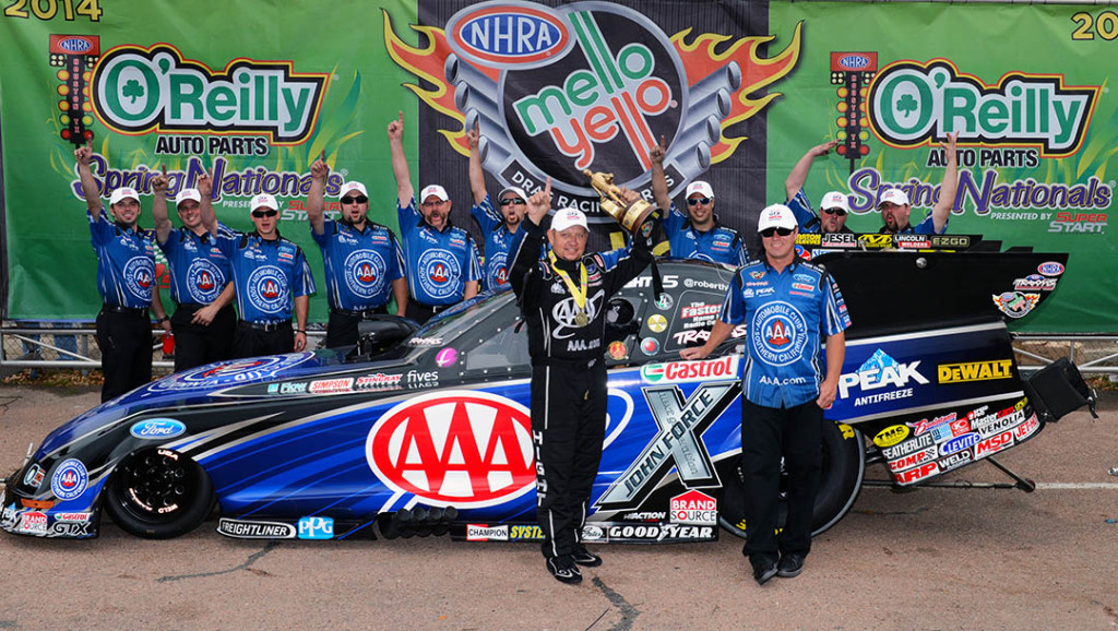 Photo: Gary Nastase/JFR Racing