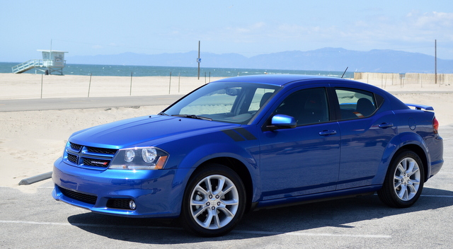 2014 Dodge Avenger RT Featured Image
