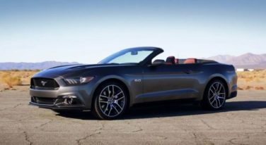 Ford Mustang Celebrates 50 Years by Going to Top of Empire State Building