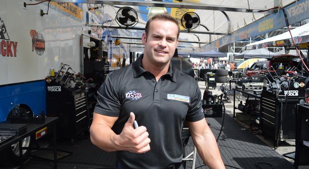 Five Questions With Matt Hagan Racingjunk News