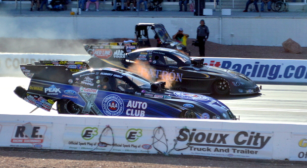 Alexis DeJoria and Robert Hight