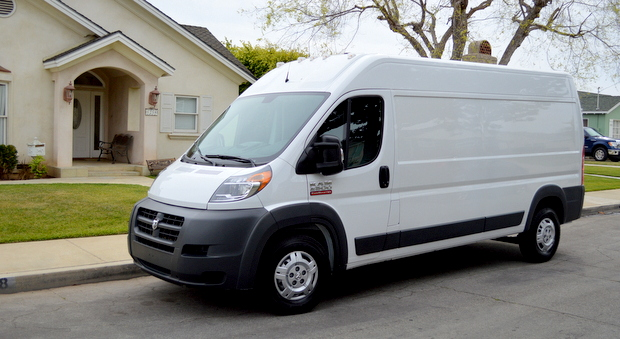 Ram 2500 ProMaster – The Workhorse You Never Knew You Needed