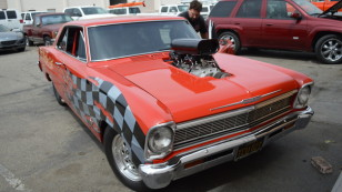 Blown Chevy II Nova Bones Fab