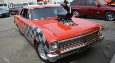 [VIDEO] Blown Chevy II on the Dyno at Bones Fab