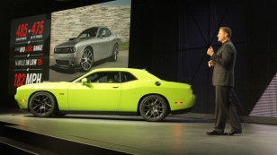 2015 Dodge Challenger New York Auto Show