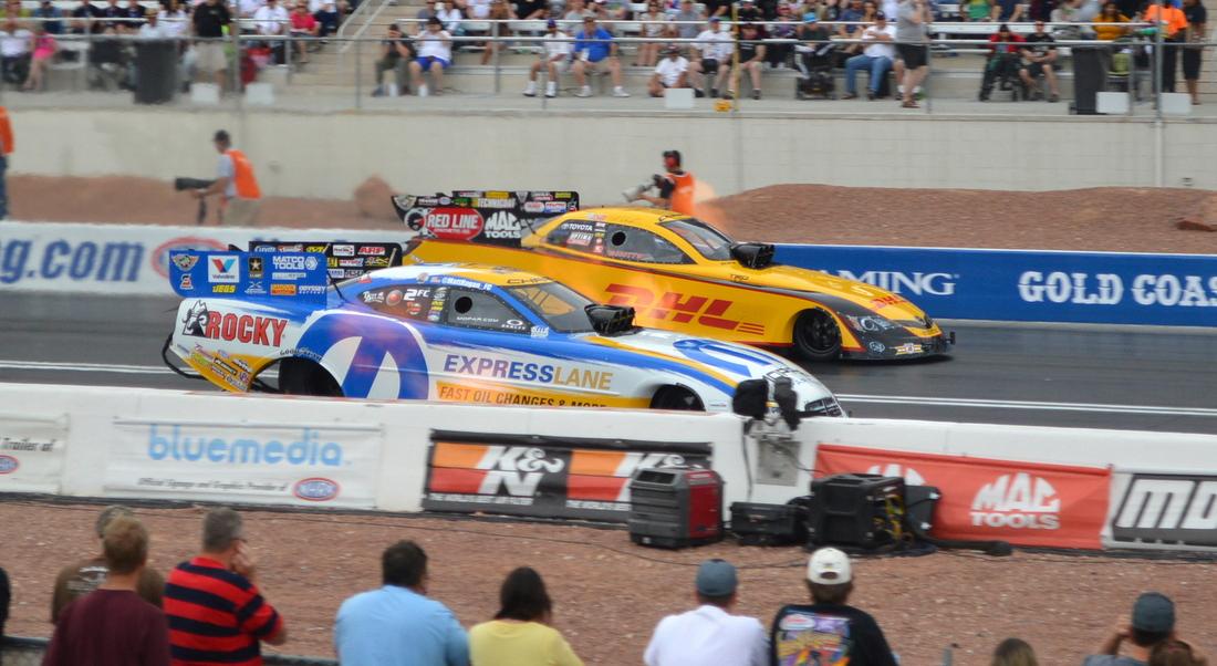Matt Hagan – Don Schumacher Racing-001