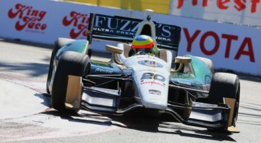 Mike Conway Toyota Grand Prix of Long Beach