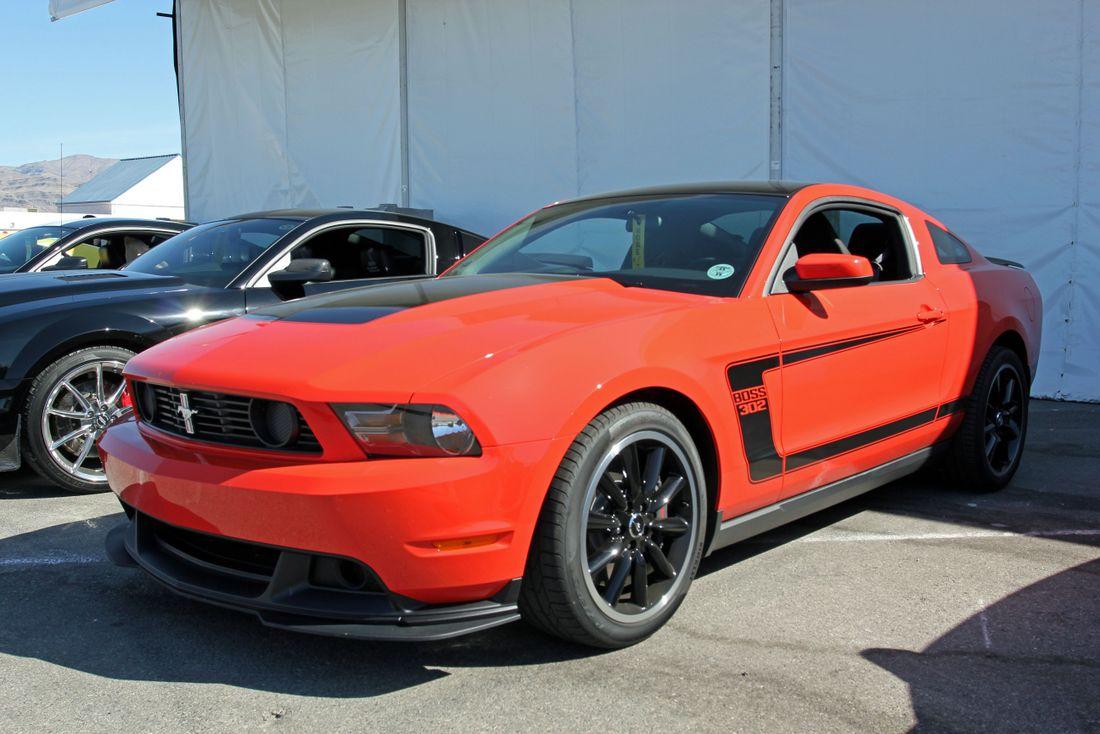 Mustang 50th Anniversary Las Vegas-014