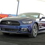Ford Mustang 50th Anniversary Celebration