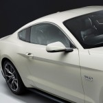 The 50 Year Limited Edition 2015 Ford Mustang. Happy Birthday 'Stang!