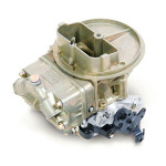Holley Introduces Its New Ultra HP 2BBL Carburetor Specifically Designed For Circle Track Racers