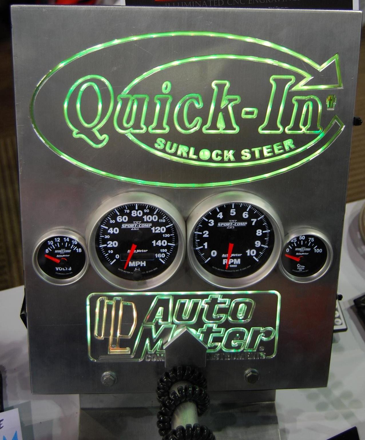 RJ42 Quick-In Surlock Steer Photo 04