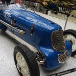 The Indianapolis Hall of Fame is a Champion Car Museum