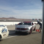 Riding Along in a Race Ready Mustang for The 50th Anniversary