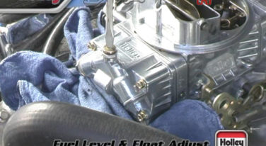 How to Adjust the Fuel Level and Floats on a Holley Four-Barrel Carburetor
