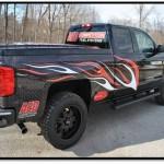 Rough Country Lift-Kit Installation on RacingJunk.com 2014 Chevy Silverado