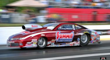 Anderson Shielding His Chances in Making NHRA Countdown