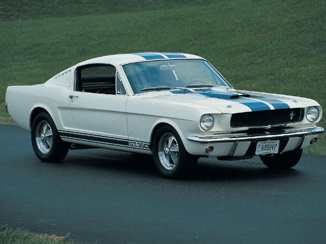 Happy 50th To The Mustang My Favorite Classic Ponies