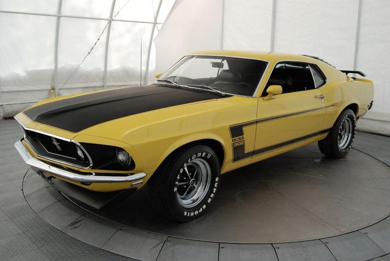 1969Boss302