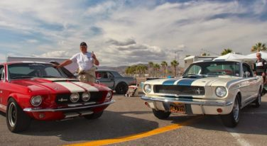 [Gallery] A Gathering of Racing Ponies: Mustangs at the ZMax Proving Ground