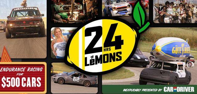 24 hrs lemons