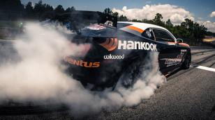Conrad Grunewald Drift Camaro