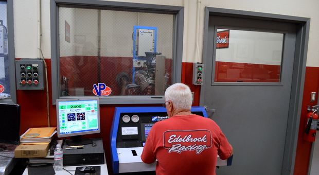 Edelbrock Shop Tour