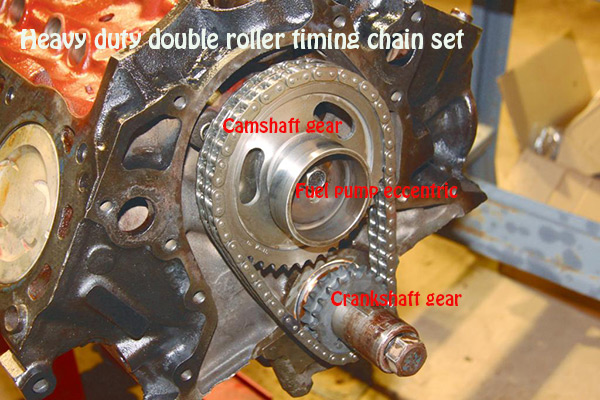 Double-roller-timing-set
