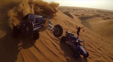 [VIDEO] Racing in the Sand