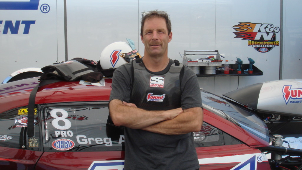 Greg Anderson Car