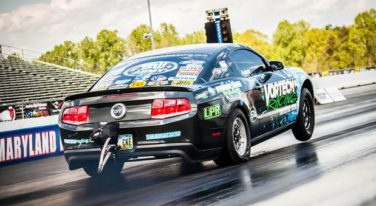 Drag Race Suspension Tuning