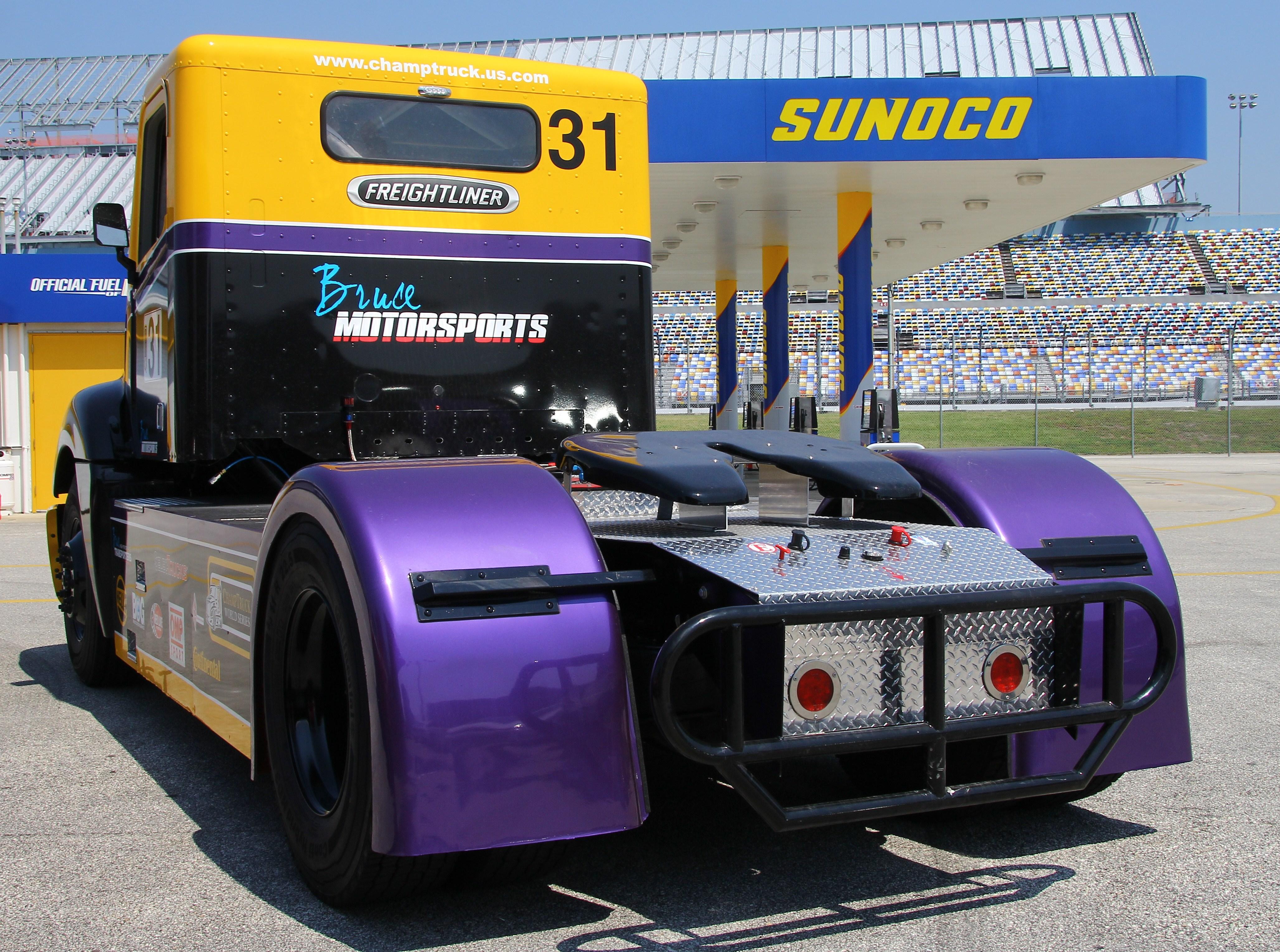 Optima Ultimate Street Car Challenge at Daytona