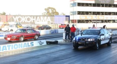 Northern California High School Students Race to Top the Cops