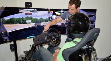 Preparing for Road Atlanta with CXC Simulations