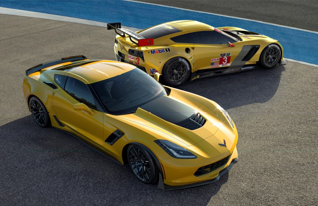 Z06 and C7.R