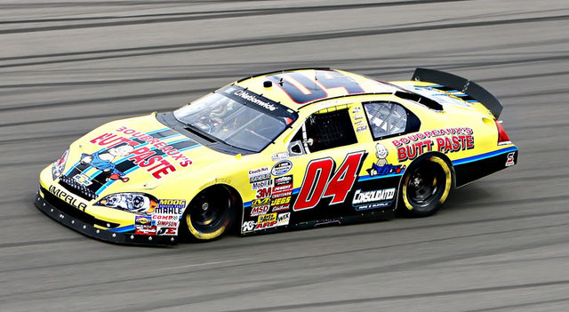 Boudreaux's Butt Paste NASCAR