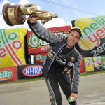 Don Schumacher Racing Celebrates Windy City Wins at O'Reilly Route 66 NHRA Nats