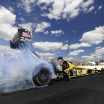 Capps and Schumacher Score One for The Don at the AutoPlus New England NHRA Nationals