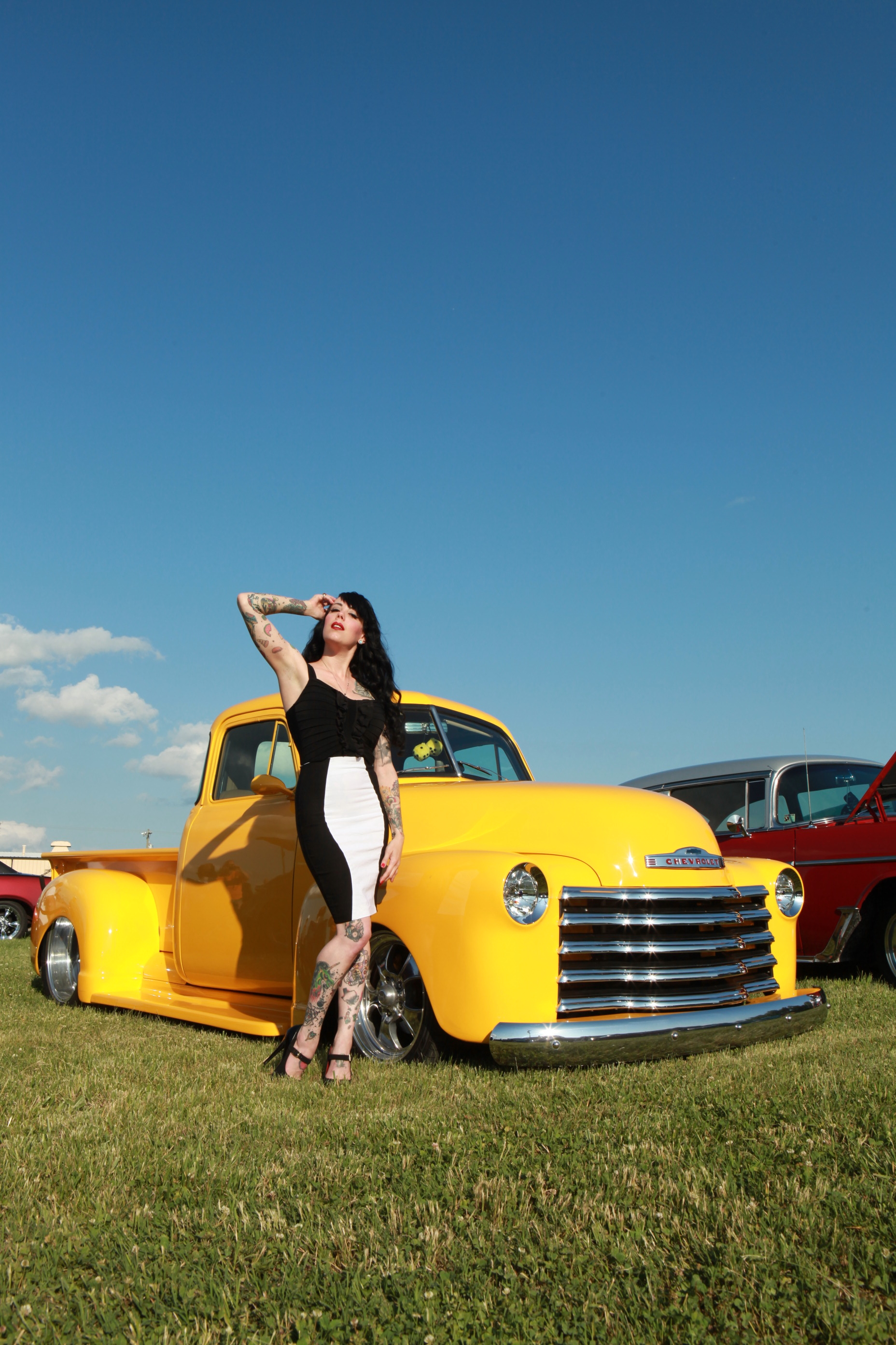Pin Ups, Hot Rods, and Americana Rock the Country Music Capitals 6