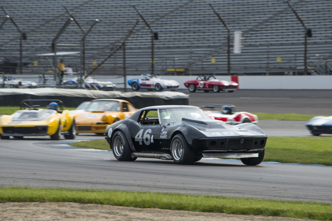 The Brickyard Vintage Racing Invitational at Indy – RacingJunk News