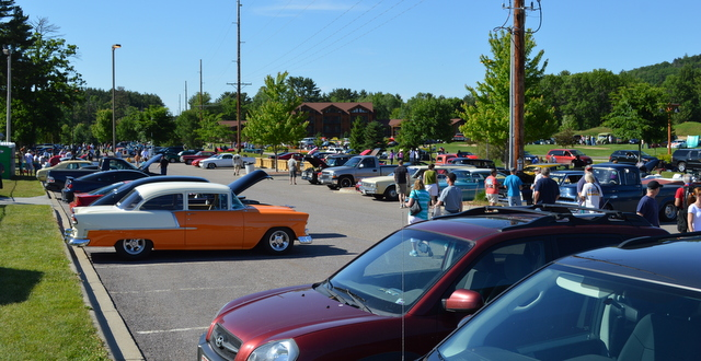 Hot Rod Power Tour 2014 Day 7